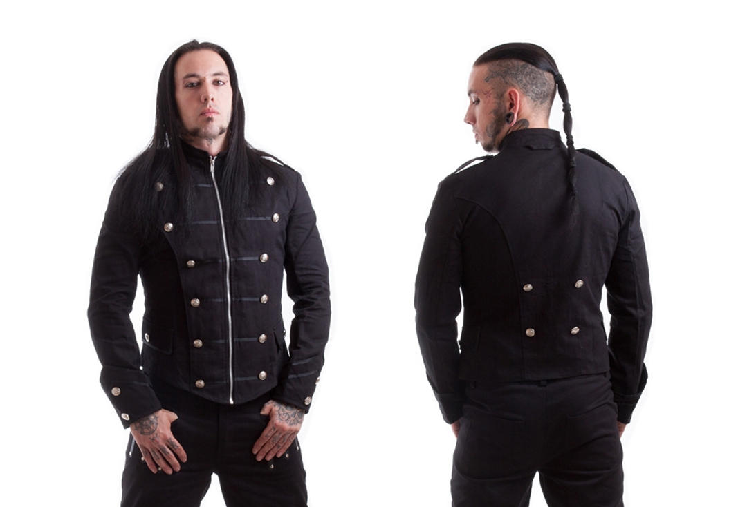 Necessary Evil | Odin Men's Military Jacket