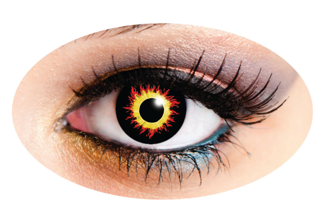 Innovision | Fire 90 Day Contact Lenses