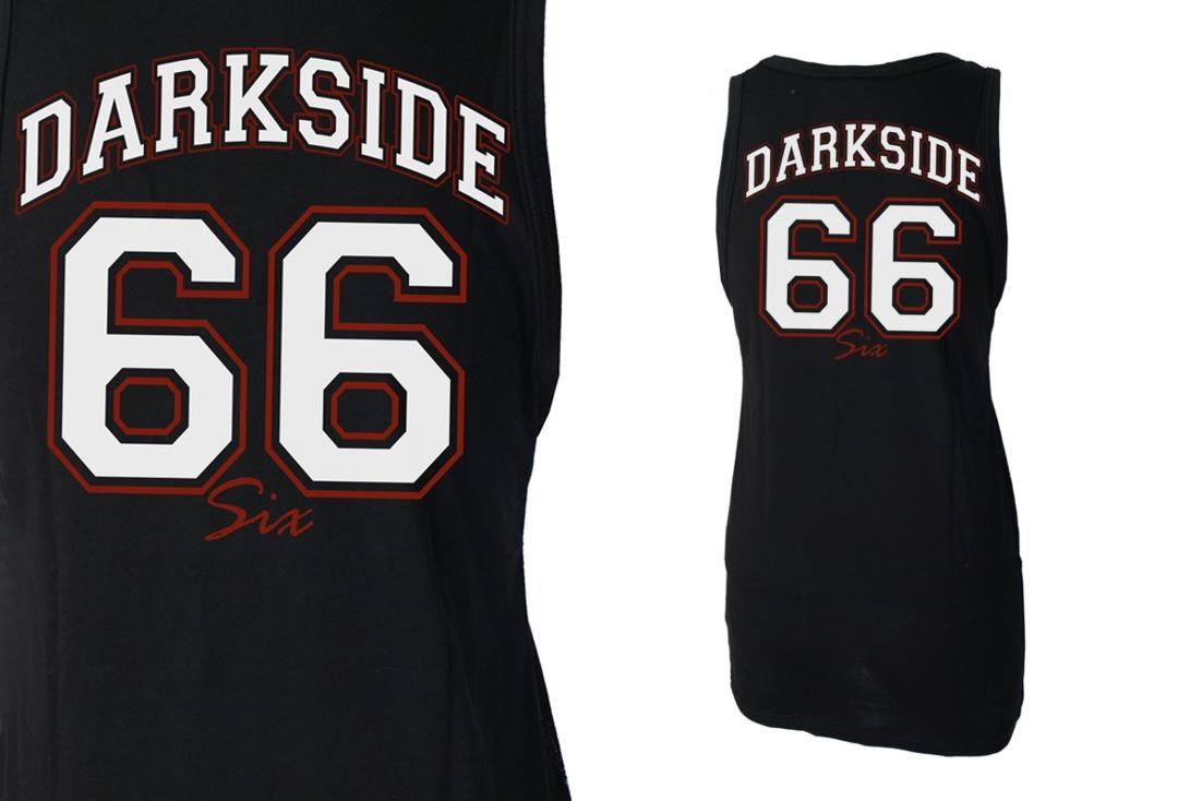 Darkside | Devil's Own Unisex Vest - Back