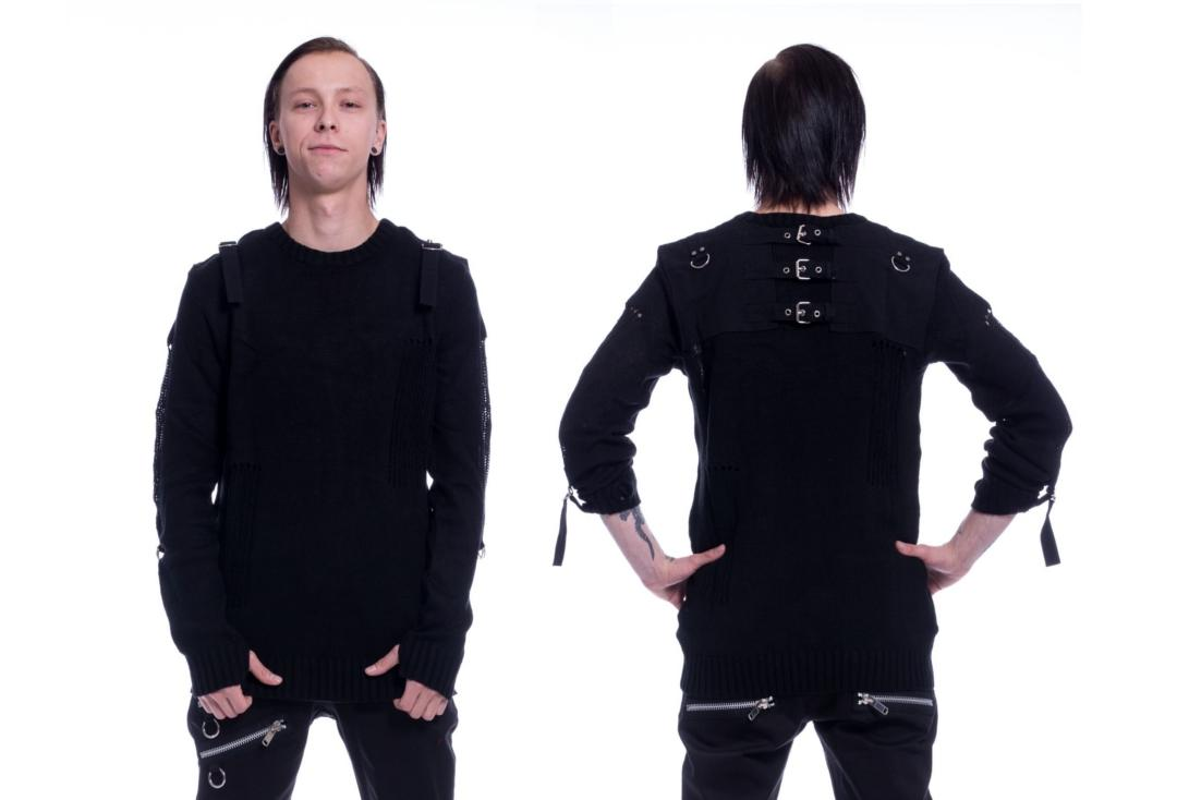 Vixxsin | Ammo Black Jumper