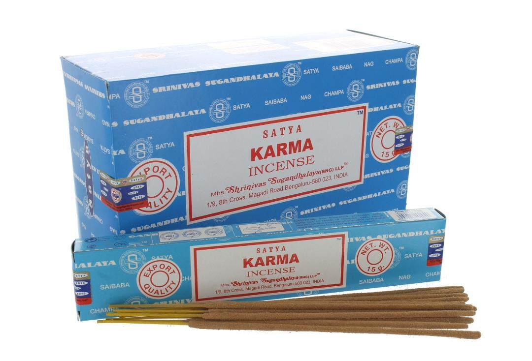 Satya | Karma Incense Sticks