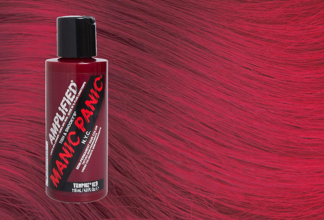 Manic Panic | Vampire Red Amplified Cream Hair Colour