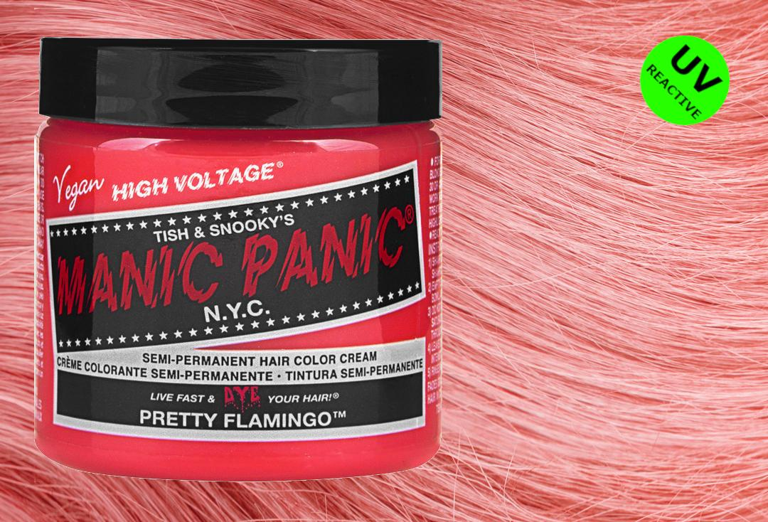 Manic Panic | Pretty Flamingo High Voltage Classic Cream Hair Colour