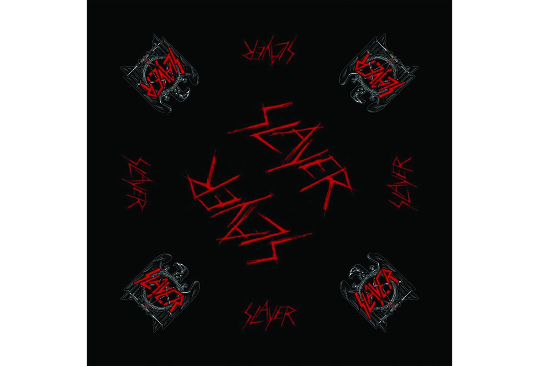 Slayer | Black Eagle Bandana