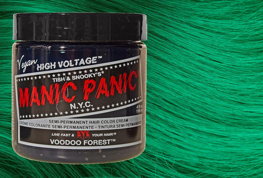 Manic Panic | Voodoo Forest High Voltage Classic Cream Hair Colour