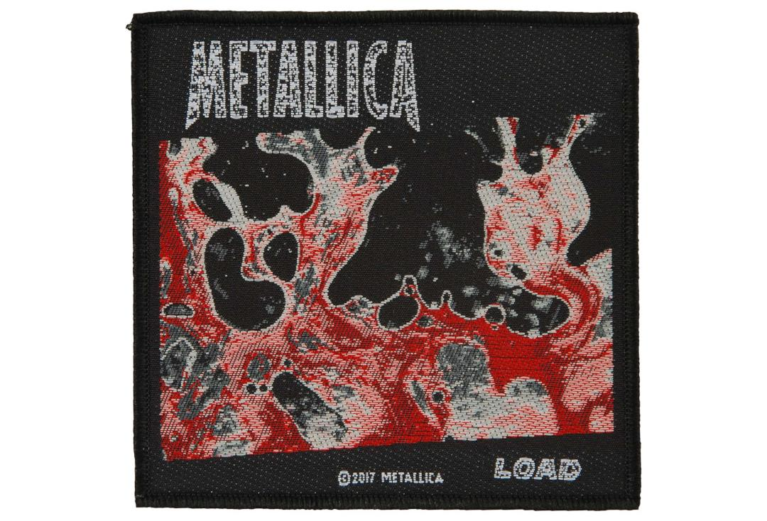 Official Band Merch | Metallica - Load Woven Patch