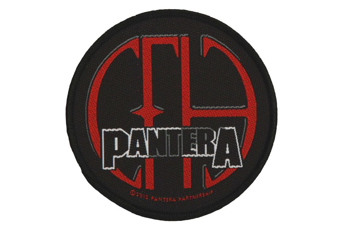 Official Band Merch | Pantera - CFH Woven Patch