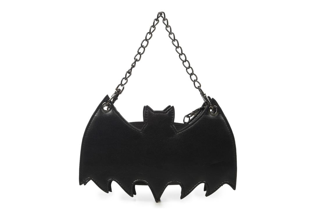 Banned | Black Celebration Bat Bag - Front View