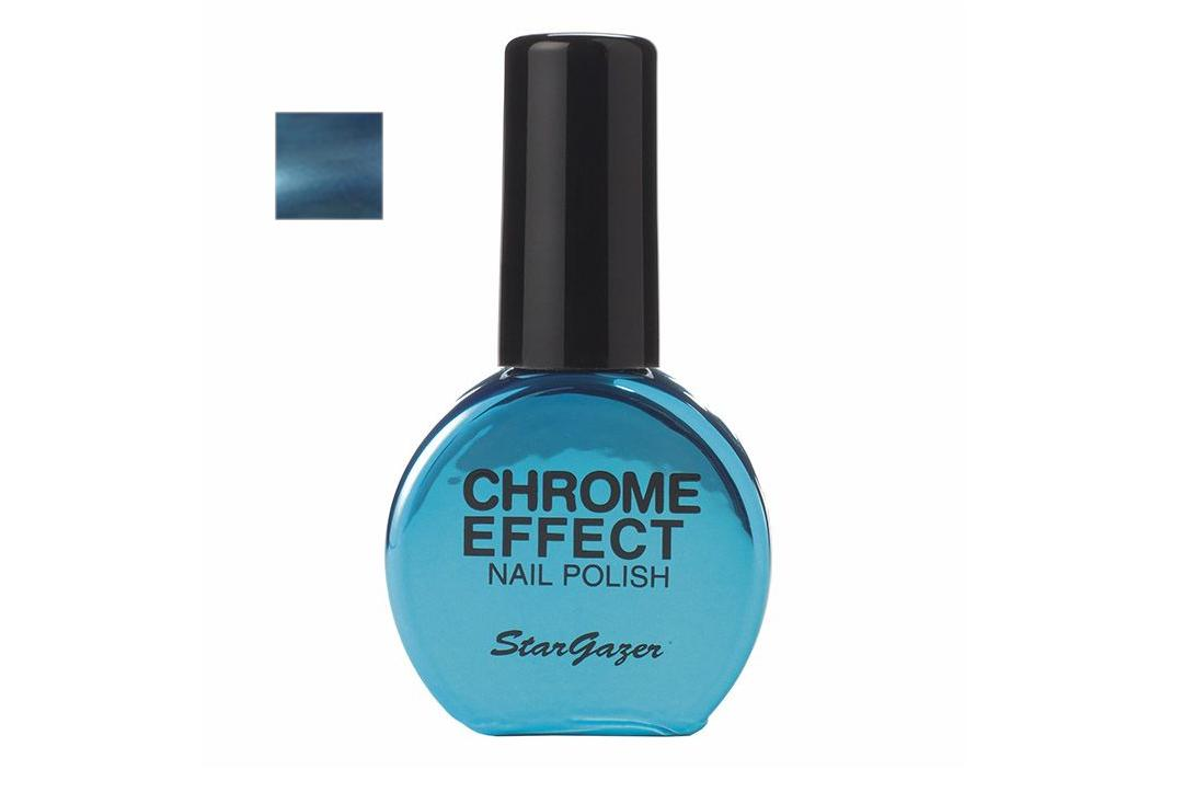 Stargazer | Blue Chrome Effect Stargazer Nail Polish