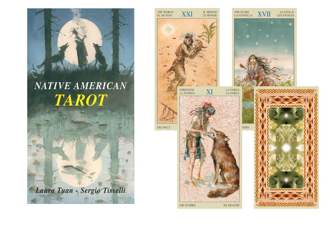 Lo Scarabeo | Native American Tarot Cards