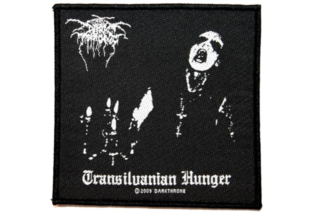Official Band Merch | Darkthrone - Transilvanian Hunger Woven Patch