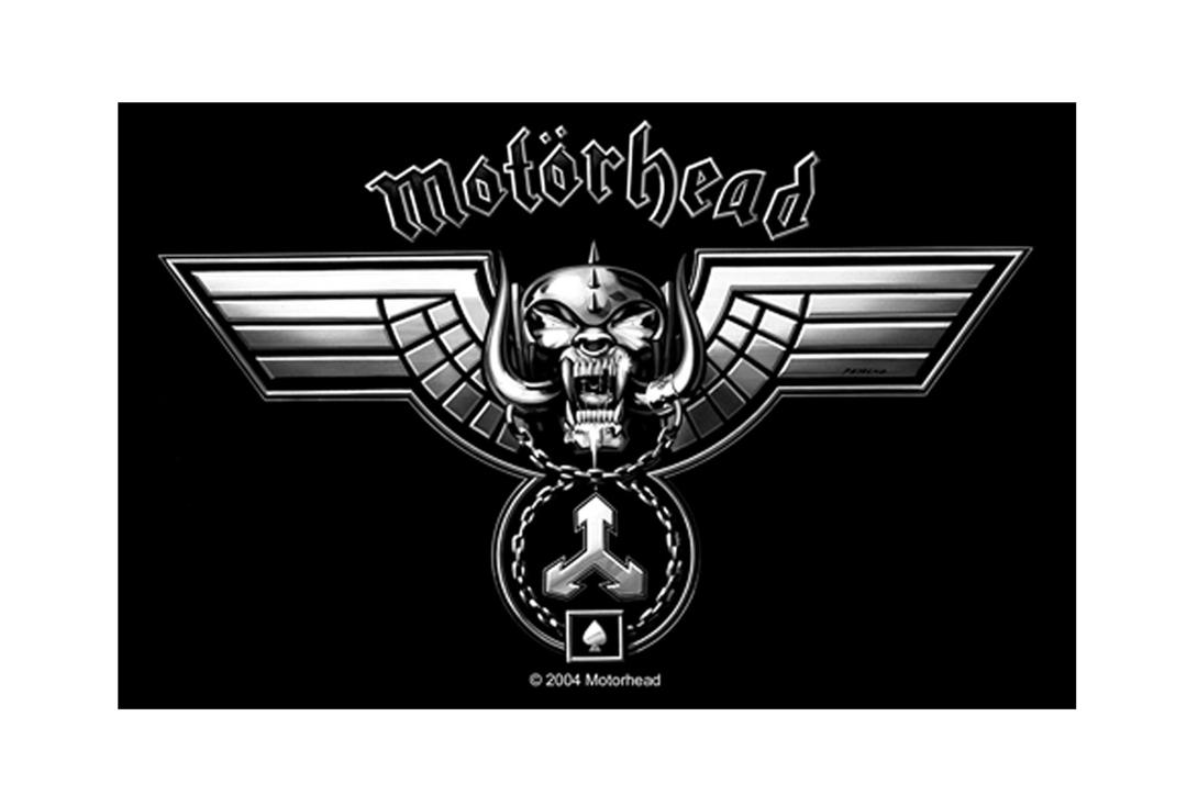 Official Band Merch | Motorhead - Hammered Vinyl Sticker