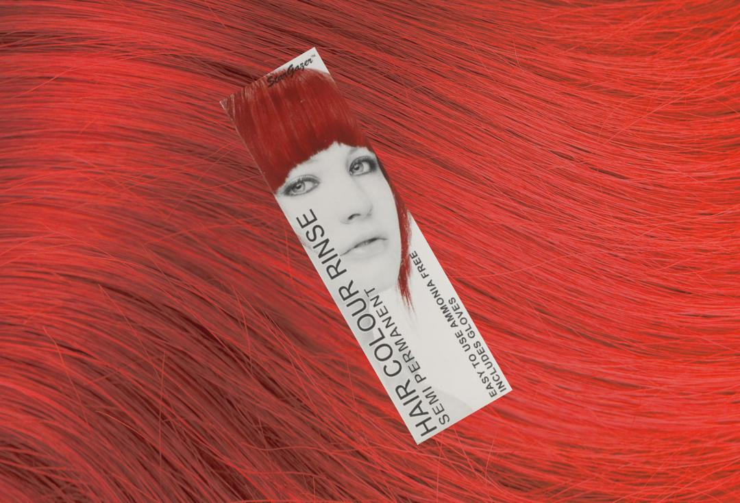 Stargazer | Foxy Red Semi-Permanent Hair Colour