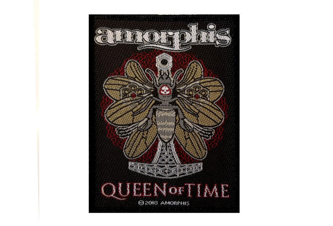 Official Band Merch | Amorphis - Queen Of Time Woven Patch