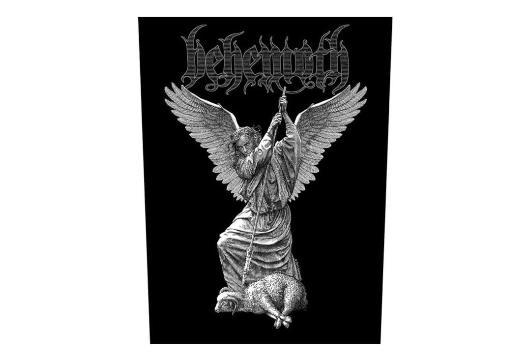 Official Band Merch | Behemoth - Heretica Printed Back Patch