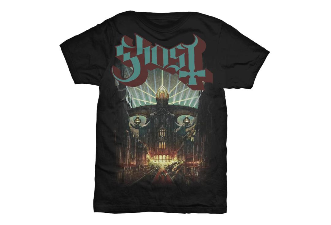 Official Band Merch | Ghost - Meliora Men's Short Sleeve T-Shirt