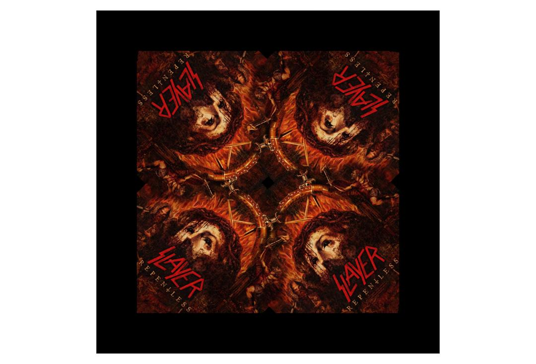 Official Band Merch | Slayer - Repentless Printed Bandana