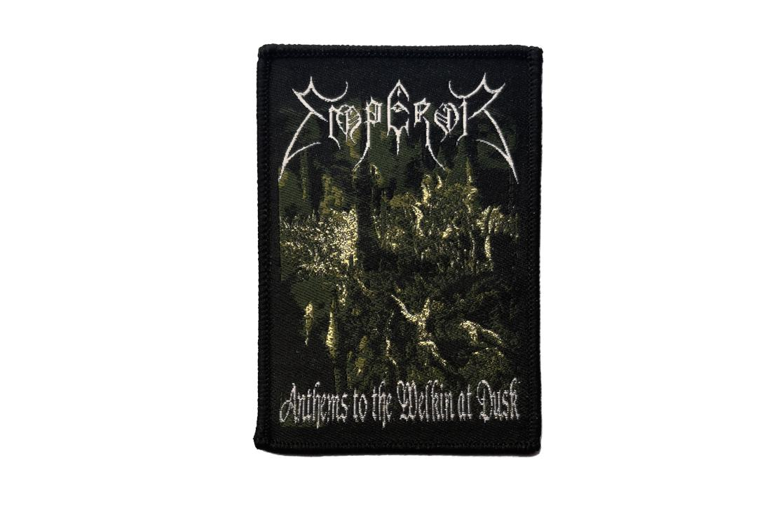 Official Band Merch | Emperor - Anthems Woven Patch