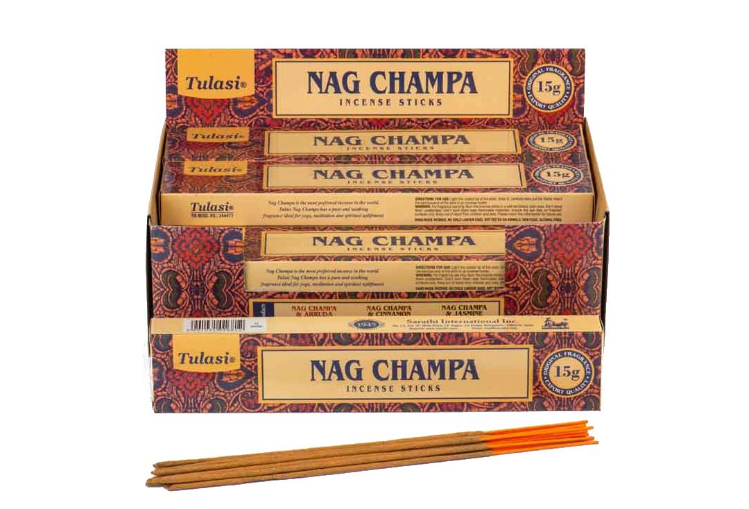 Tulasi | Nag Champa Incense Sticks