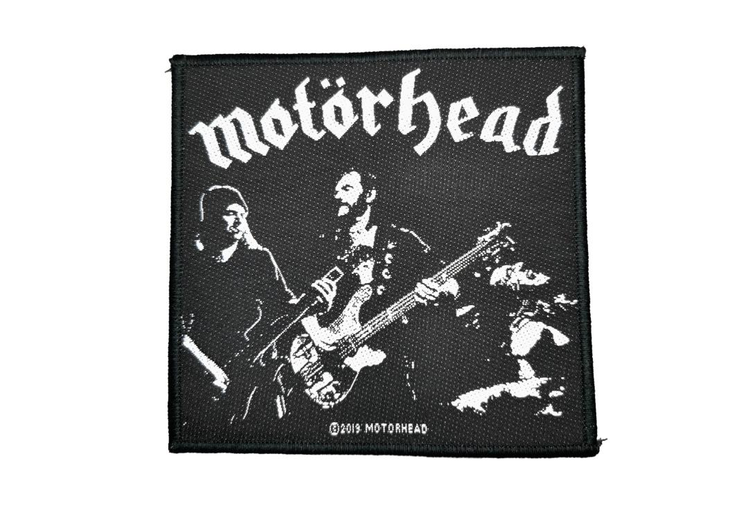 Official Band Merch | Motorhead - Band Woven Patch