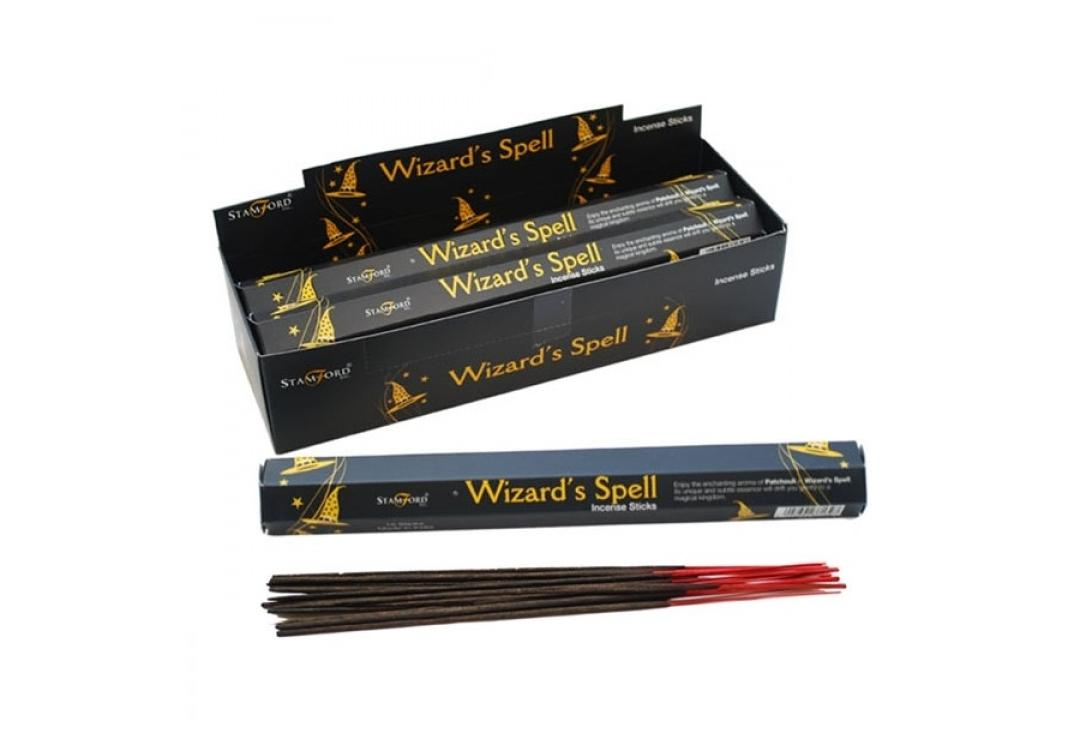 Stamford | Mythical Black Hex Stamford Incense - Wizard's Spell