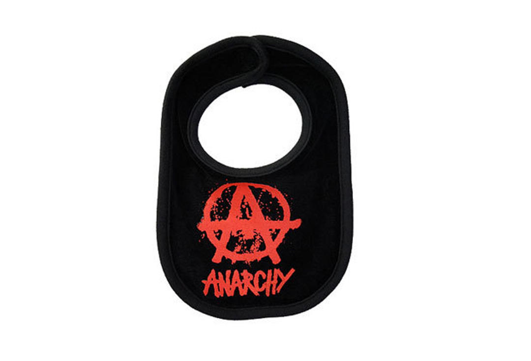 Darkside | Anarchy Baby Bib