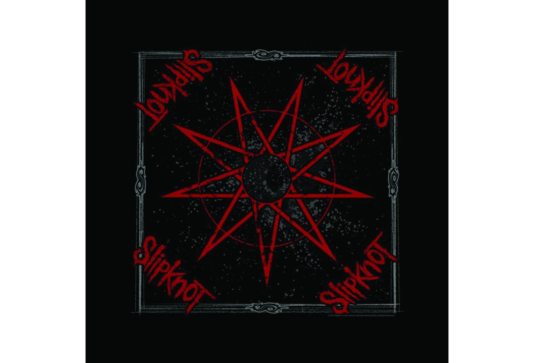 Slipknot | Nine Pointed Star Bandana