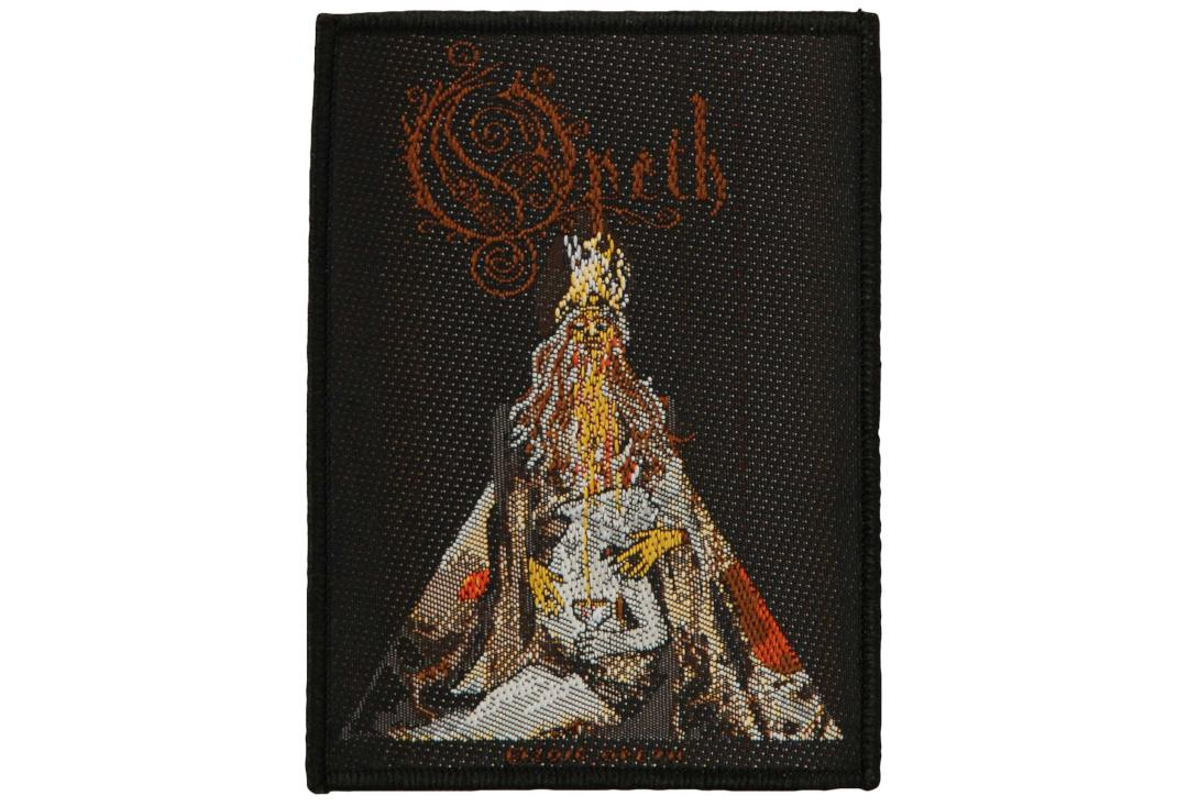 Official Band Merch | Opeth - Sorceress Persephone Woven Patch