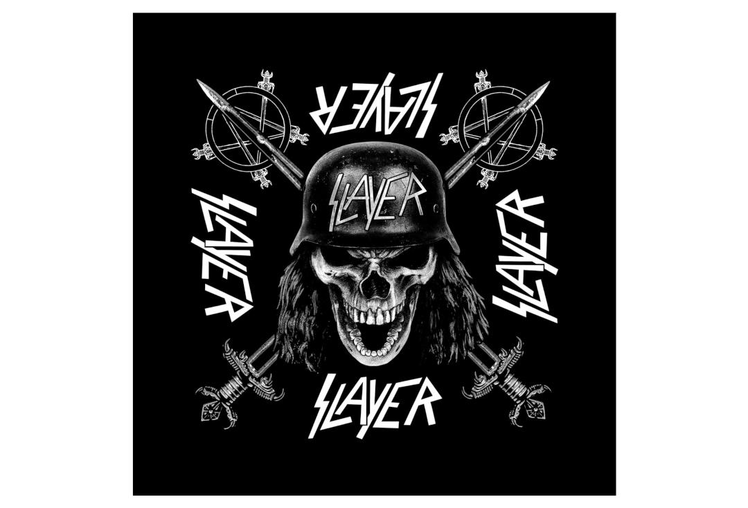 Official Band Merch | Slayer - Wehrmacht Bandana