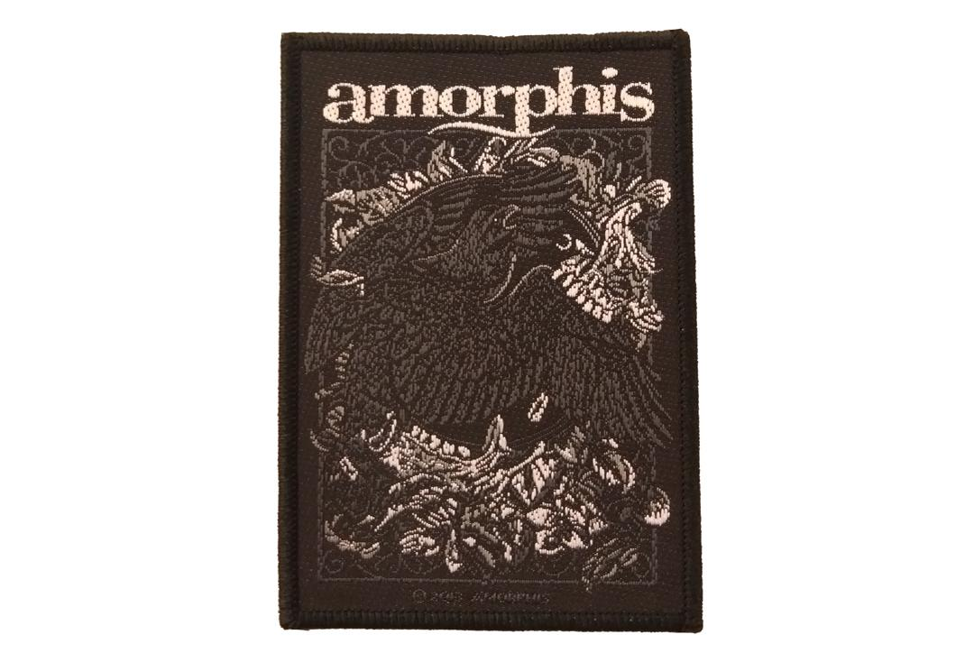 Official Band Merch | Amorphis - Circle Bird Woven Patch