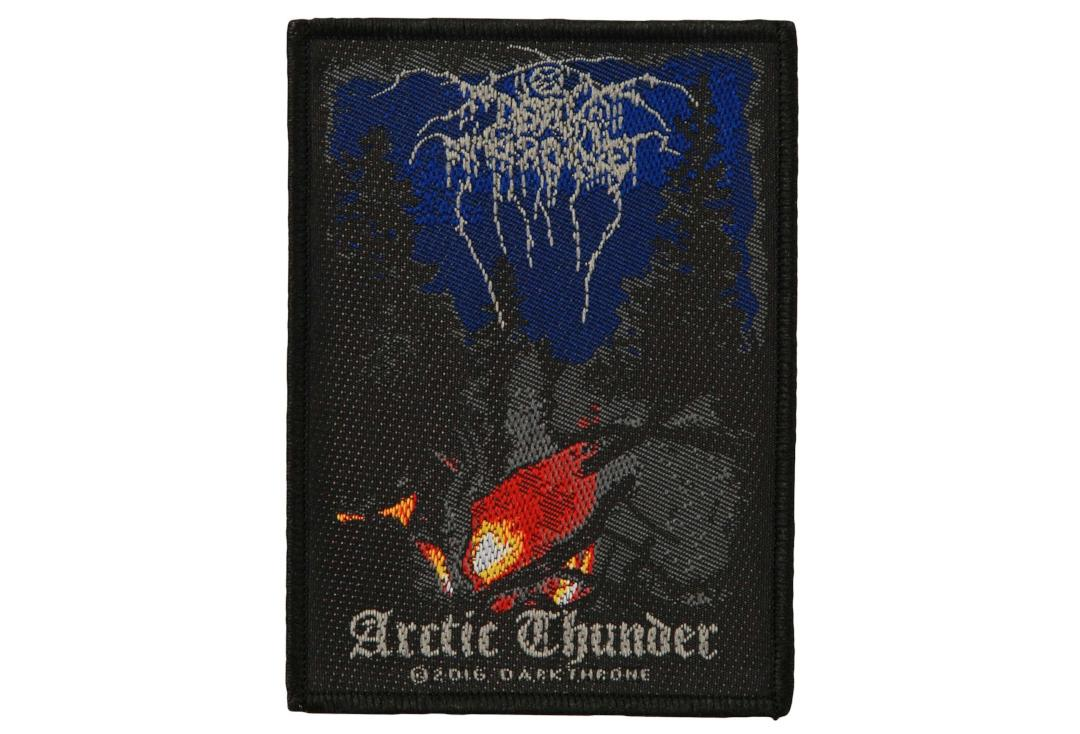 Official Band Merch | Darkthrone - Arctic Thunder Woven Patch