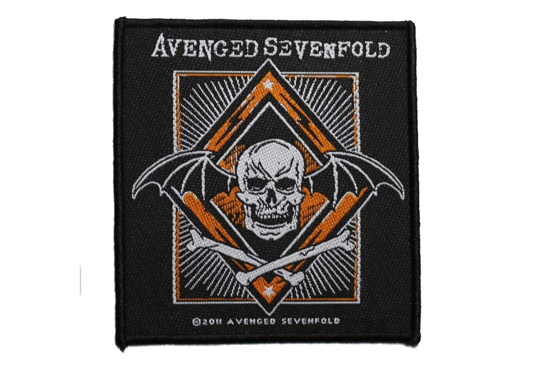 Official Band Merch | Avenged Sevenfold - Redux Woven Patchr