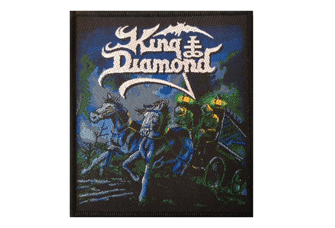 Official Band Merch |   King Diamond -  Abigail Woven Patch