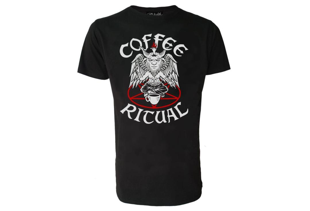 Darkside Clothing | Coffee Ritual Short Sleeve Men's T-Shirt