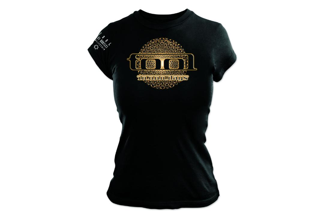 Official Band Merch | Tool - Geo Glow Skinny Fit Women's T-Shirt