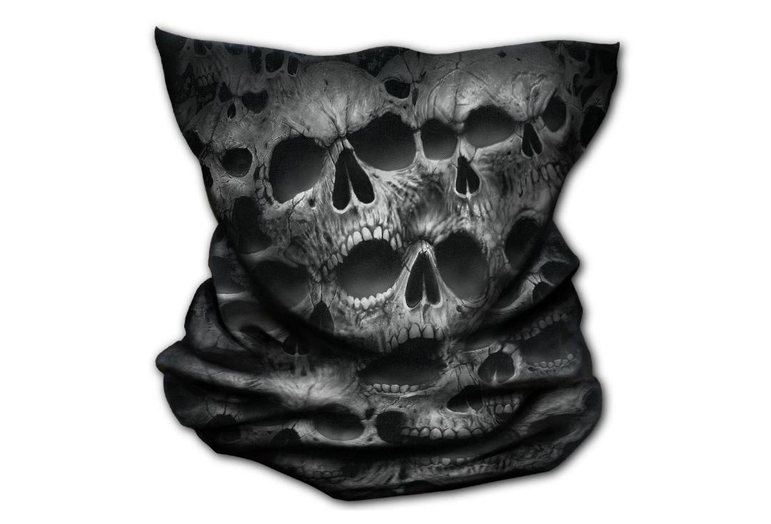 Spiral Direct | Twisted Skulls 13-in-1 Snood - Main
