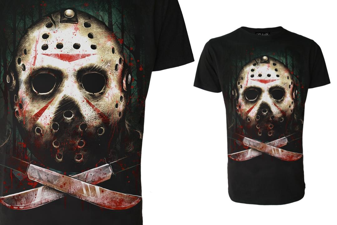 Darkside | Jason Short Sleeve Men's T-Shirt