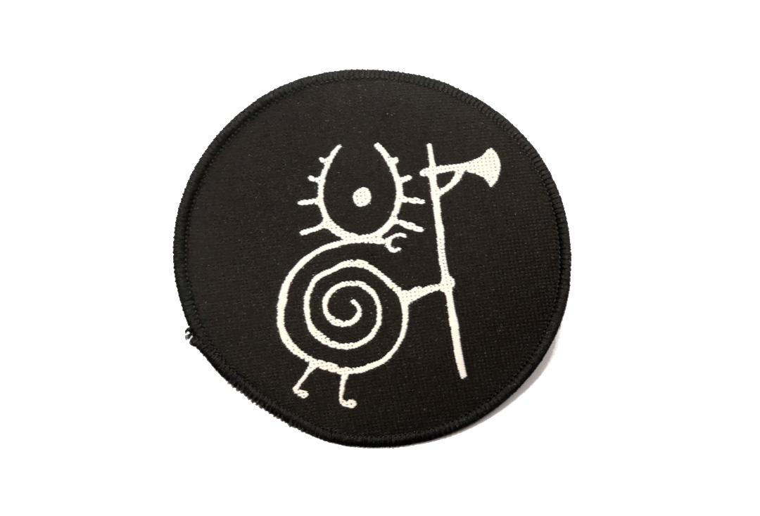 Official Band Merch | Heilung - Snail Warrior Woven Patch