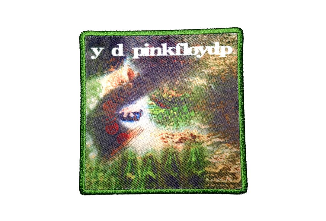 Official Band Merch | Pink Floyd - A Saucerful Of Secrets Album Cover Woven Patch