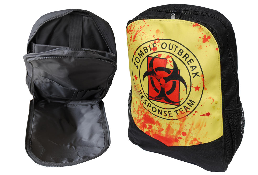 Darkside | Zombie Outbreak Backpack - Inside