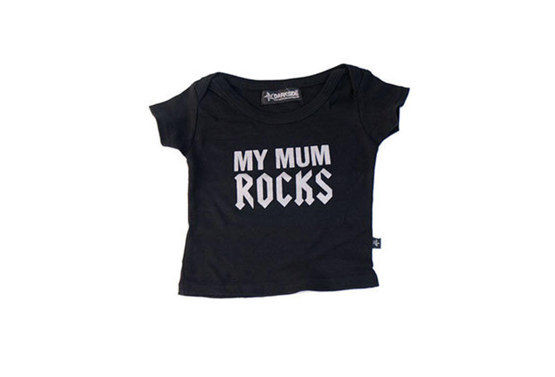 Darkside | My Mum Rocks Baby Tee