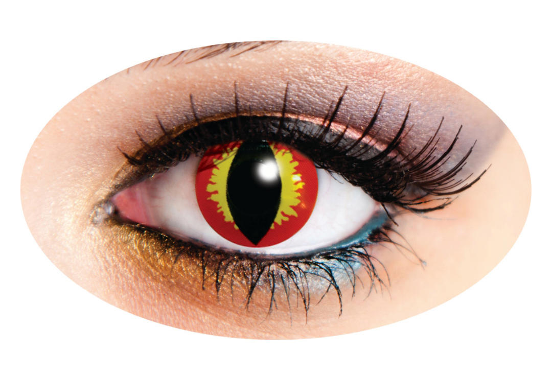 Innovision | Dragon Eye 90 Day Contact Lenses