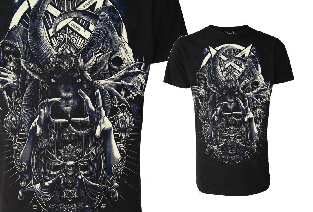 Darkside | Cult Short Sleeve Men's T-Shirt - Front