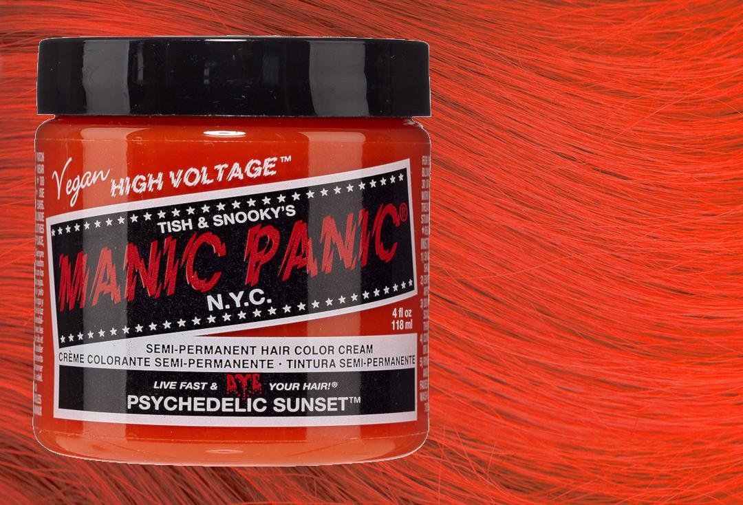 Manic Panic | Psychedelic Sunset High Voltage Classic Cream Hair Colour