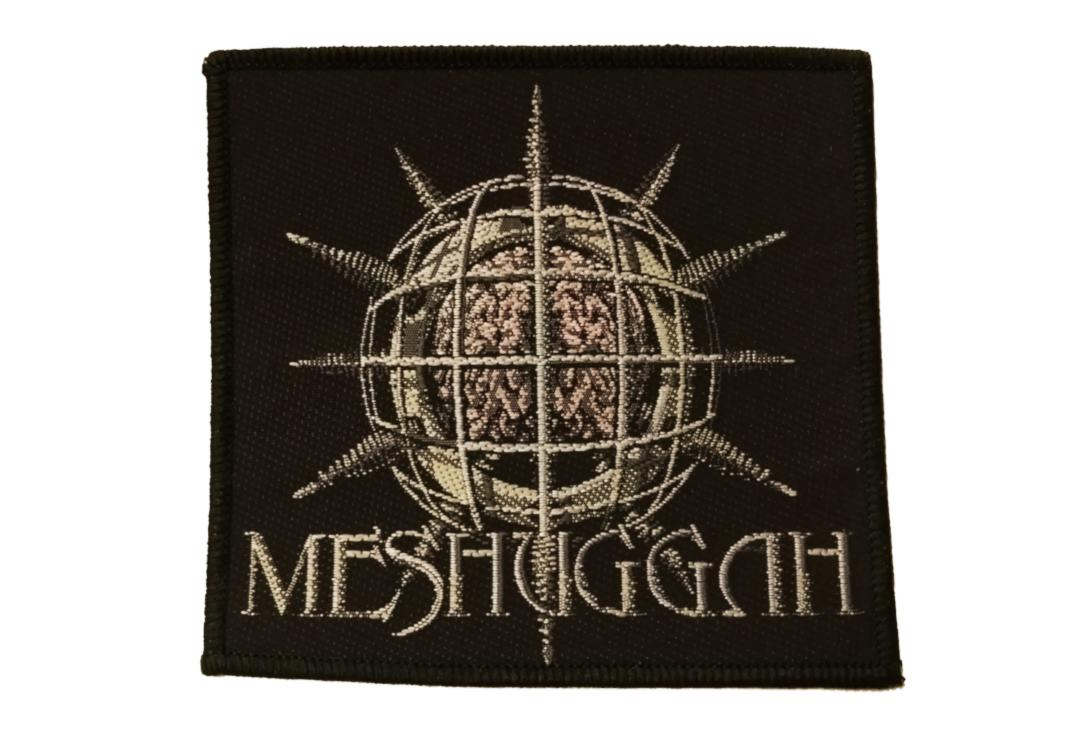 Official Band Merch | Meshuggah - Chaosphere Woven Patch