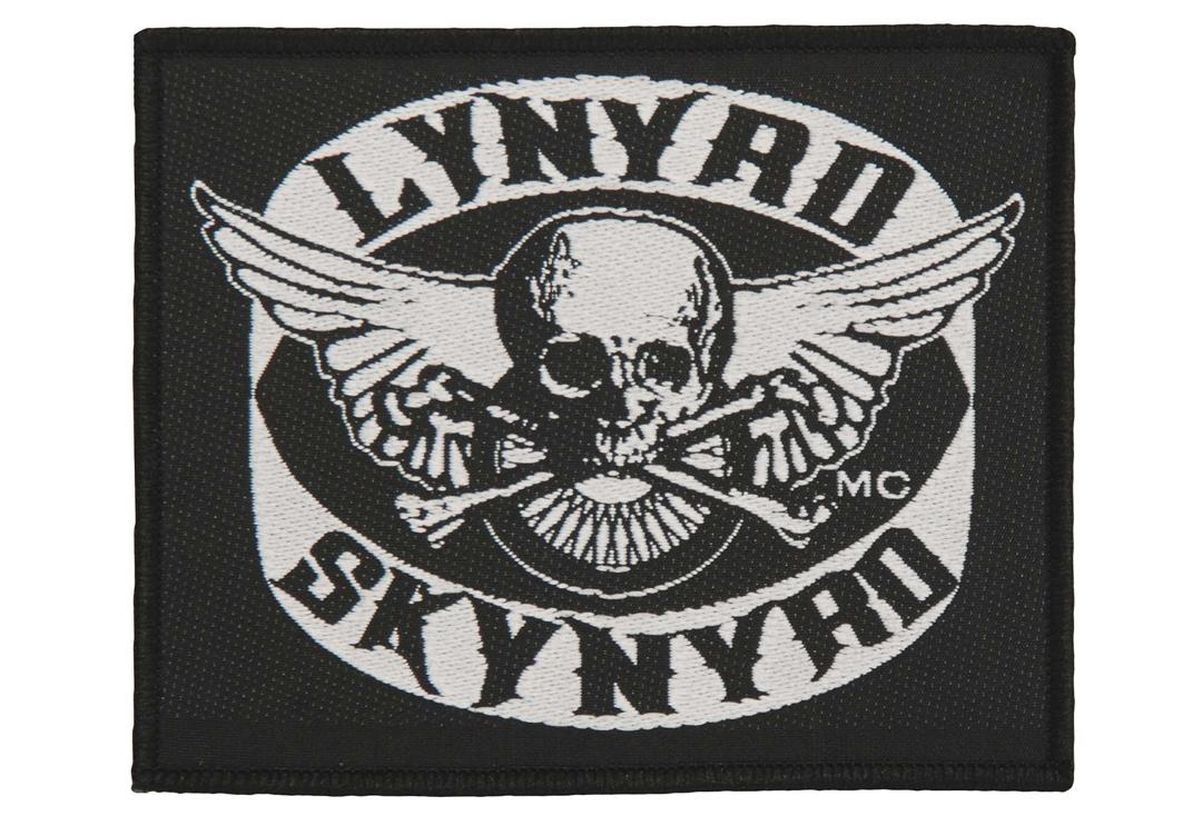 Official Band Merch | Lynyrd Skynyrd - MC Woven Patch