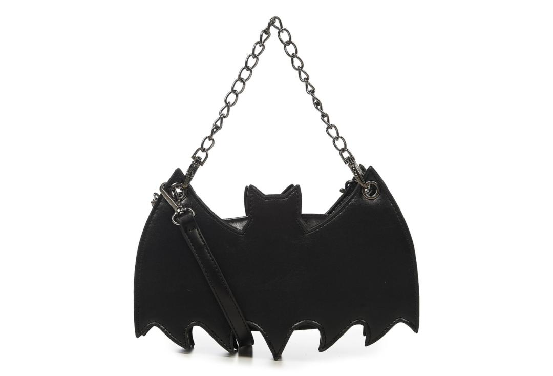 Banned | Black Celebration Bat Bag - Front Alternative View