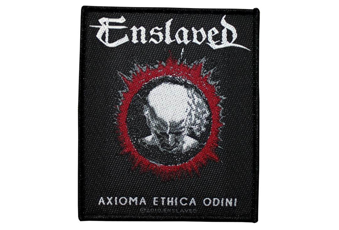 Official Band Merch | Enslaved - Axioma Ethica Odini Woven Patch
