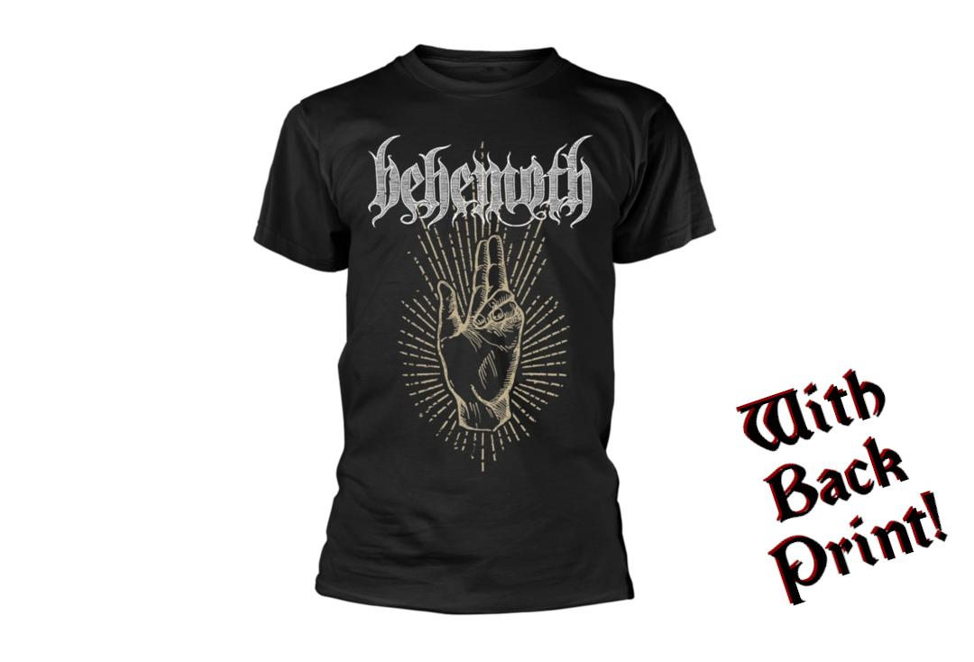 Official Band Merch | Behemoth - LCFR Men's Short Sleeve T-Shirt - Front View