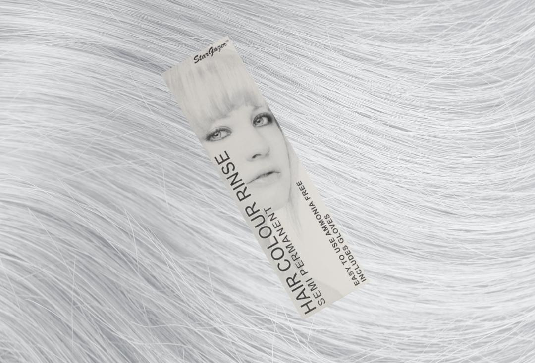 Stargazer | White Semi-Permanent Hair Colour